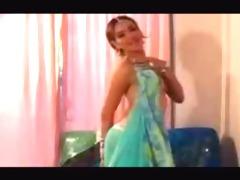 indian suit tgirl
