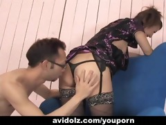 hawt hotty ami matsuda receiving snatch pleasures