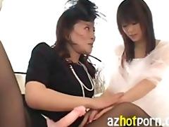 azhotporn.com - peculiar service oriental maid