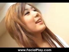 bukkake now - sexy japanese sluts love facial