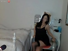 korean livecam kitten cosplay
