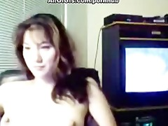 hawt gf chatting topless
