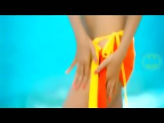 indian cute legal age teenager actress in bikini