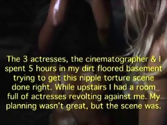 behind the scenes of porn discharge