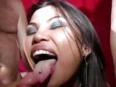 asian slut tamike cum compilation