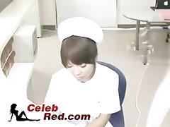 japanese invincible stud fuck nurses in hospital