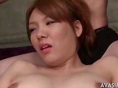 asians a-hole is fingered