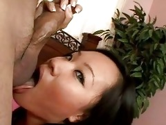 balls licking thai gal with large whoppers does