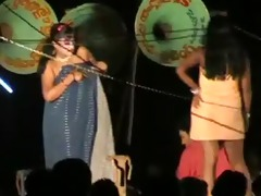 indian stage dance ccc in andhra