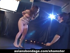 extraordinary oriental rope servitude and bdsm