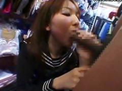 real sex episodes at burusera shop