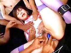 japanese sadomasochism with precious anal!!