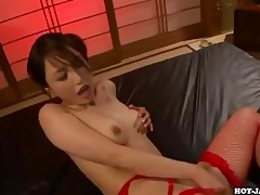 japanese cuties entice lubricous sister at