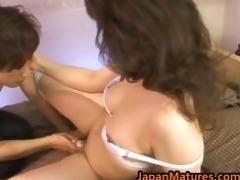 hitomi kurosaki older japanese woman part5