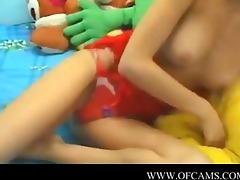 sexyfox29 masturbates for webcam ofcams.com