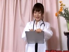 japanese male doctor receives trio sexy sex part11