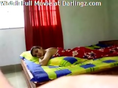 indian tamil beauty drilled by cousin