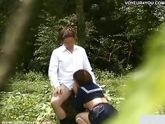 school student secret outdoor sex movie