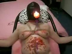 jpn masked woman fist