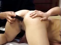 bizarre japanese unfathomable anus group sex
