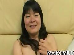 miyuki miyaji - japanese mother pussy enjoyment