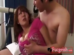 sexy oriental with large whoppers acquires