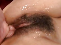 sex with asian unshaved angel