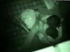 outdoors sex voyeur filmed