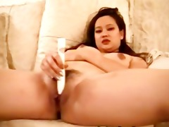 shaggy muff oriental dildos cookie and sucks cock