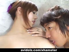 hawt miu satsuki stimulated in a spa uncensored.
