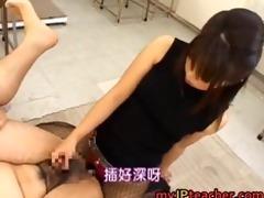 bunko kanazawa wicked oriental teacher part7