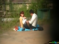 outdoor perverted japanese beauty get screwed