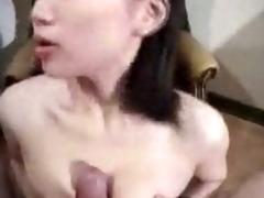 amazing oriental teasing and engulfing