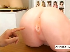 strange japanese doctor vaginal masturbation
