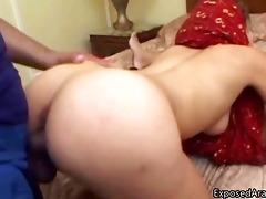 curvy arabian girl gets her constricted twat part4