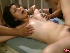 oriental nurse has hardcore sex part5