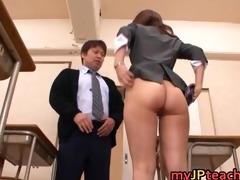 kokomi sakura pleasing oriental chick acquires