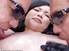japanese slavery sex - pour trio cream over me