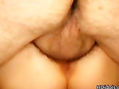 gets gangbanged and receives a sexy facial part10
