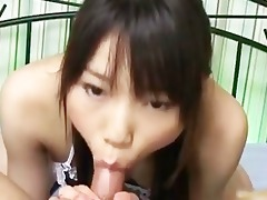 real oriental flower haruki ibuki on her part5