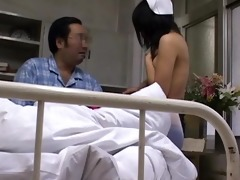 blameless nurse acquires screwed by ward patient