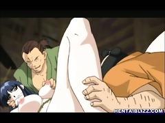 thraldom japanese hentai bigtits gangbanged by