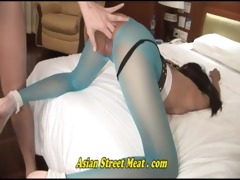 cute bum whore tang anal gobbles goo