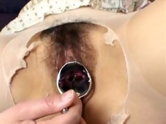 g-spot big o widening with speculum
