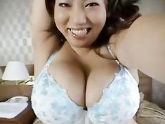 breasty oriental mom