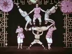 acrobates japonais