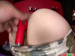 rio kagawas snatch leaks cum after a pov creampie