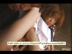 azusa itagaki enjoyable chinese schoolgirl who