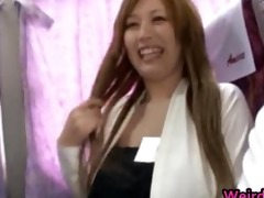 insane oriental angels have hot bus voyage part8