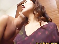 slutty japanese older babes engulfing part0